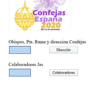 Young single adults Conference Spain 2020